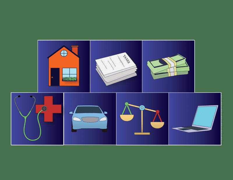 Widowed Community Wealth Reminders™, February 2020